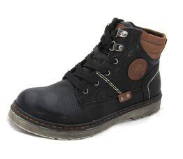 Ботинки осенние для мальчика Майкл BG180-413