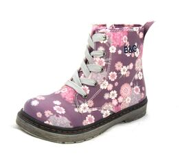 Яркие осенние ботинки для девочки Нэнси