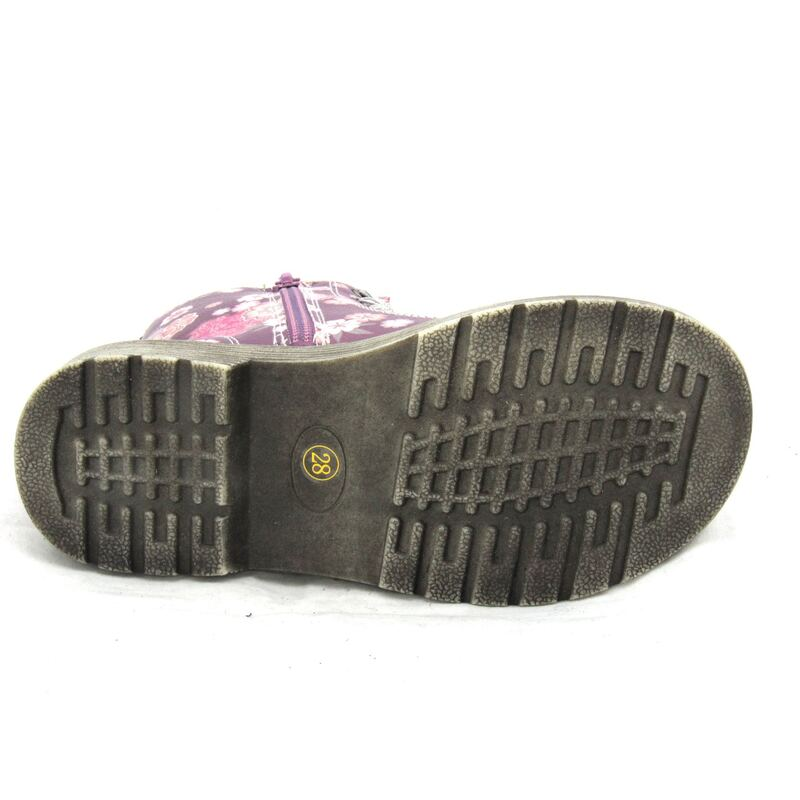0c8f3f68f Купить Яркие осенние ботинки для девочки Нэнси по цене 590грн ...