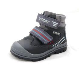 Демисезонные ботинки для мальчика Робик