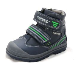 Демисезонные ботинки для мальчика Волик