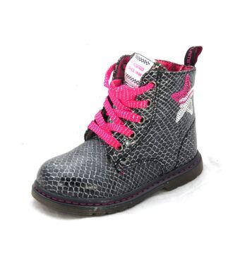 Демисезонные ботинки для девочки  82B-BNP-0960 Фламинго